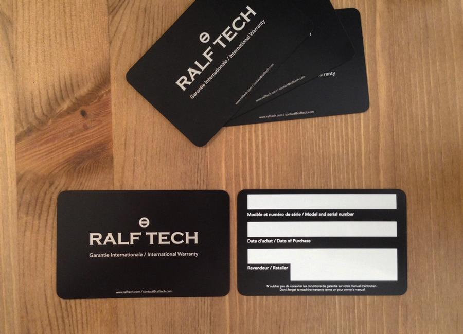 Ralf tech